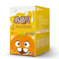 京东PLUS会员:蒙牛 酪趣贝奶片 80片/盒*5盒