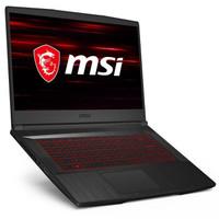 msi 微星 侠客GF65 15.6英寸游戏本(i7-10750H、16GB、512GB、 RTX2060、144Hz)