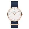 Daniel Wellington 丹尼尔惠灵顿 Classic系列 女士石英手表手表