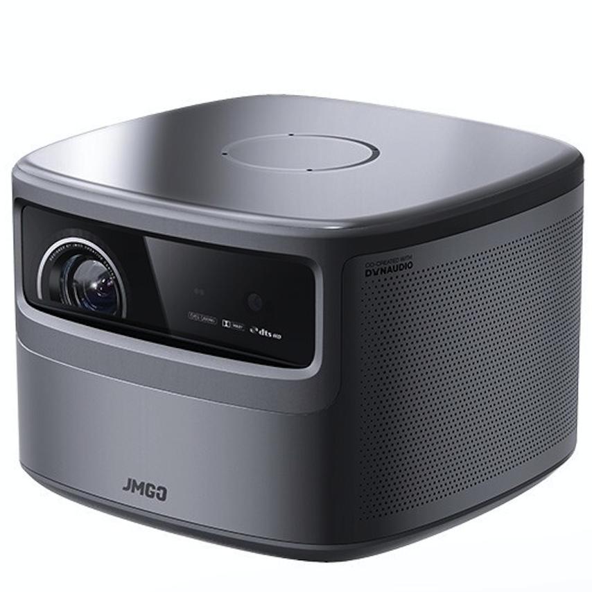 坚果J10投影仪家用1080P高清小型投墙无线WIFI投影机AI语音智能家庭影院兼容4K无屏白墙直投
