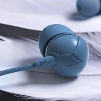 LORRINS 洛林士 Q1pro 入耳式耳机 3.5mm圆口