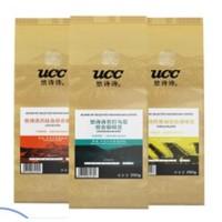 UCC 悠诗诗 三种口味咖啡豆 250g*3袋