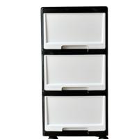 BELO 百露 抽屉式多层收纳柜 3个装 白色