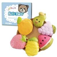Billy Bear 无添加儿童卡通馒头  220g