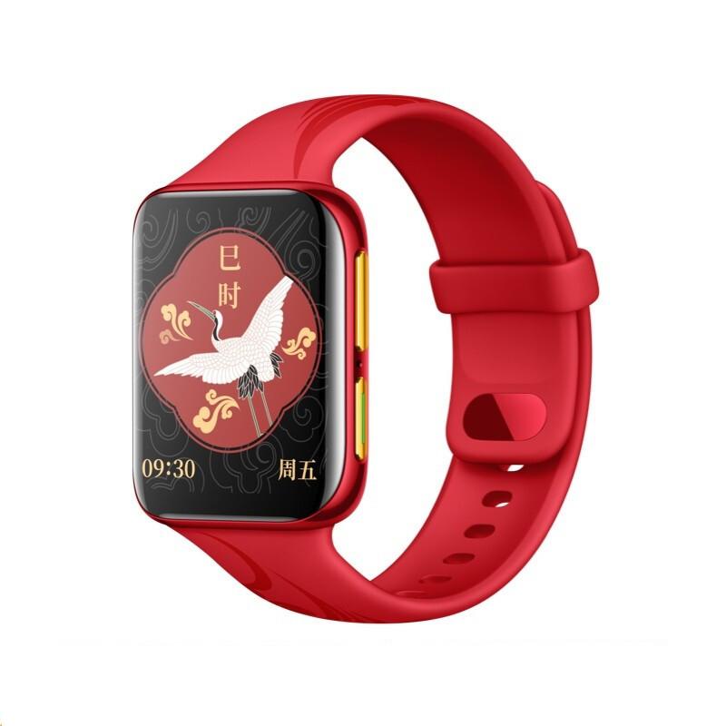 OPPO Watch eSIM智能手表(GPS、北斗、NFC)
