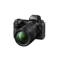 Nikon 尼康 Z 6 全画幅 微单相机 黑色 Z 24-200mm F4 VR 变焦镜头 单头套机