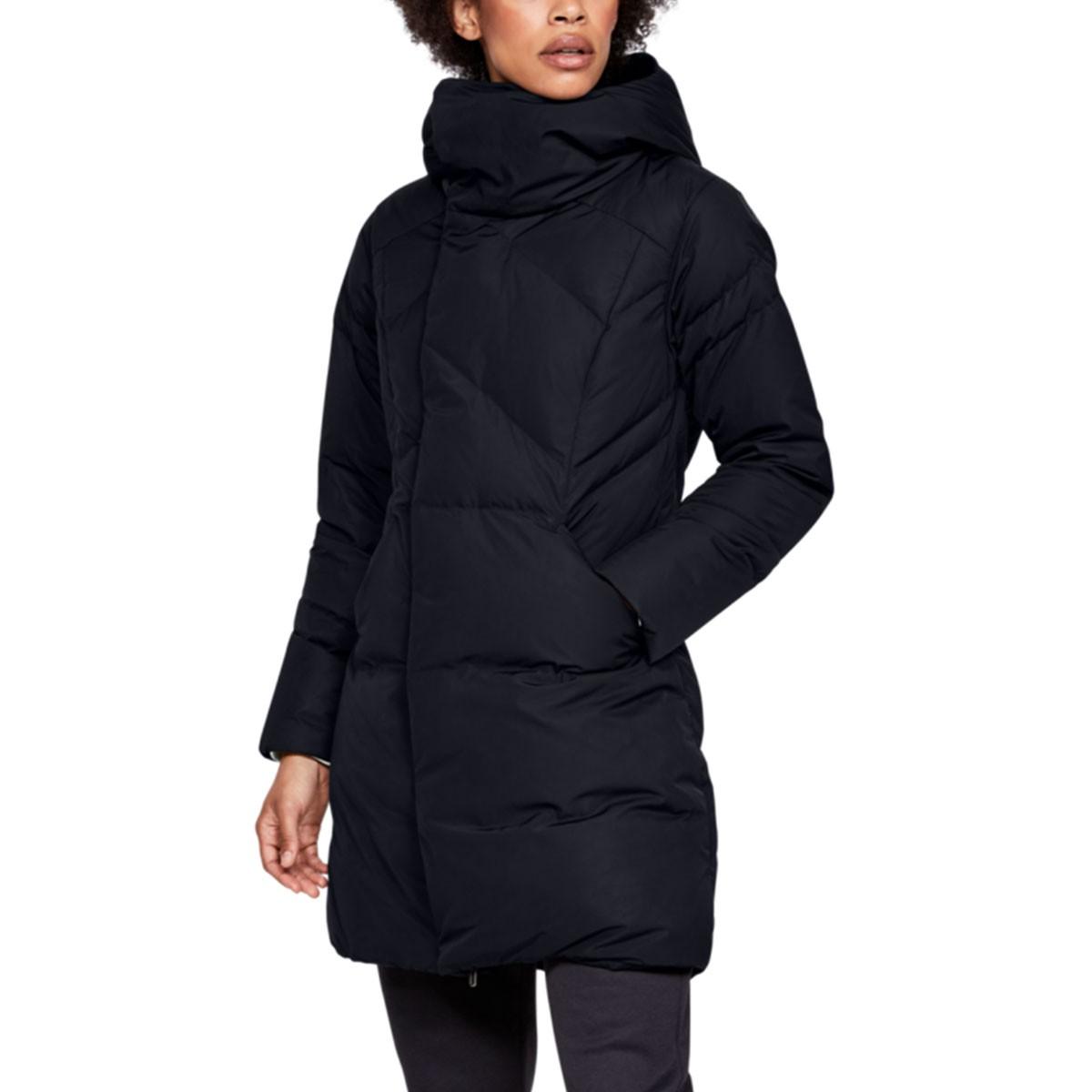 UNDER ARMOUR 安德玛 1346480001 女子长款保暖羽绒外套
