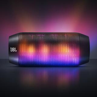 JBL 杰宝 PULSE 2.0声道 户外 蓝牙音箱 黑色