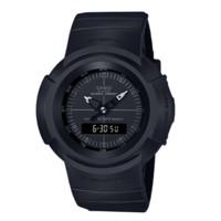 CASIO 卡西欧 经典系列 双显男士电子手表
