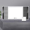 雷士(NVC) 智能轻触风暖浴霸适用集成吊顶 双电机LED照明数显浴室暖风机取暖器