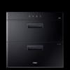 海尔E60S1厨房100L大容量嵌入式光波巴氏物理除菌消毒柜家用小型