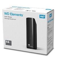 品质好东西:Western Digital 西部数据 Elements 桌面硬盘 14TB
