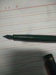 手感很好的钢笔