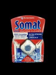 Somat德国 进口洗碗机专用多效清洁块除水渍去污养护机体单颗装*2 *2件