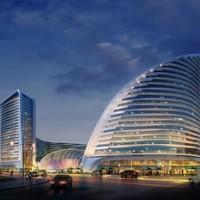 昆明花之城豪生国际大酒店2晚 可拆分 含植物园门票+延迟退房