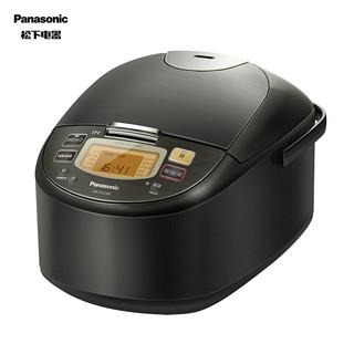 Panasonic 松下 5L(对应日标1.8L)电饭煲 1-8人 日本原装进口 智能IH电磁加热双预约电饭锅 SR-FCC188