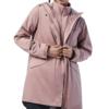 TOREAD 探路者 TRAVELAX系列 女士冲锋衣 TAWH92912 城市粉
