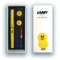 LAMY 凌美 Safari狩猎 钢笔 莎莉鸡礼盒