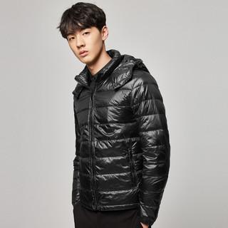 限尺码 : GXG GY111286G 男士保暖羽绒服