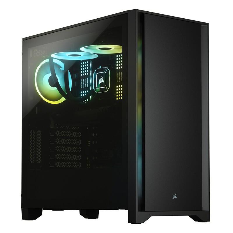 USCORSAIR 美商海盗船 4000D 电脑机箱 黑色