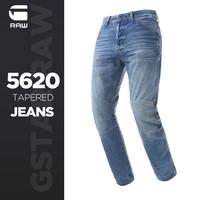 G-STAR RAW男时尚潮流5620 3D机车洗水丹宁牛仔裤D01517