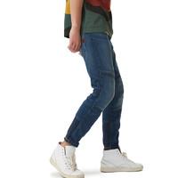 G-STAR RAW 男时尚Motac灵动舞者洗水丹宁修身牛仔裤长裤D06154