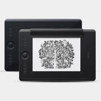 wacompth660影拓pro數位板intuos5電子專業手繪板電腦繪圖和冠651