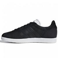 adidas Originals Gazelle 中性休闲运动鞋 B41662 黑/白 36.5