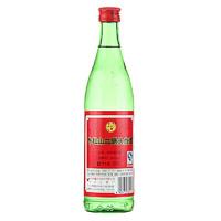 牛栏山二锅头 46度 绿瓶500ml单瓶  二锅头 口粮酒