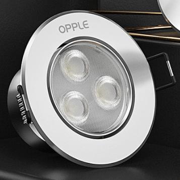 OPPLE 欧普照明 led 射灯