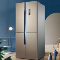 MeiLing 美菱 BCD-452WPUCX 十字对开门冰箱