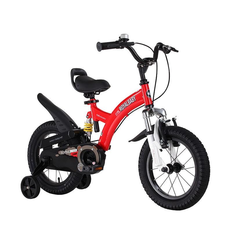 RoyalBaby 优贝 儿童自行车 小飞熊 12寸