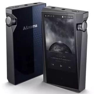 艾利和 A&norma SR15 64G 便携HIFI音乐播放器 硬解DSD 深灰色