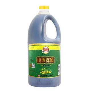 恒顺 醋 山西陈醋 两年陈酿桶装 凉拌海鲜饺子调料调味品2.2L *2件