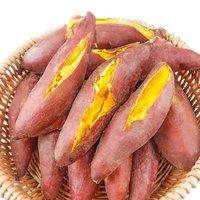 丑禾 沙地黄心红薯  5斤装