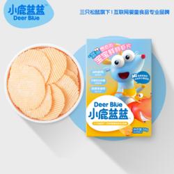 小鹿蓝蓝 儿童虾片零食 38g