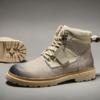 Cover 卡文 K235307 男士工装靴
