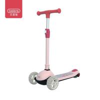 京东PLUS会员:beiens 贝恩施 儿童折叠滑板车 +凑单品