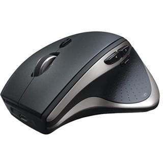 Logitech 罗技 Performance MX 无线蓝牙双模鼠标 黑色