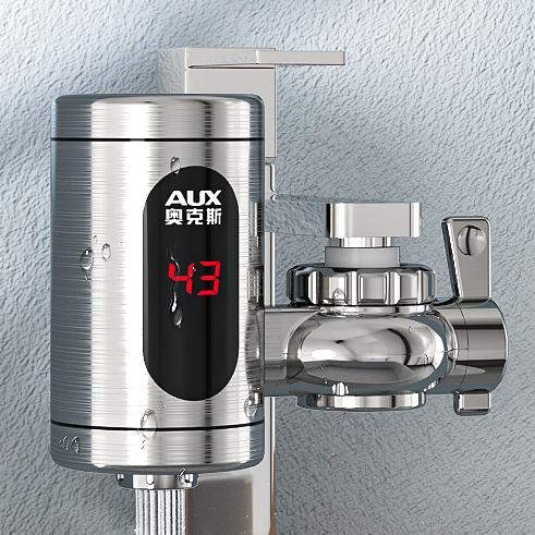 AUX 奥克斯 SJ1X3 即热式小型接驳热水器