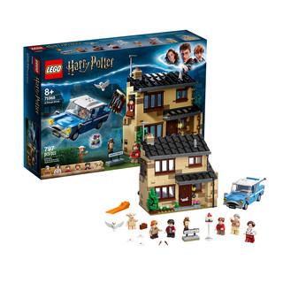 LEGO 乐高 哈利波特系列 75968 女贞路4号 *2件