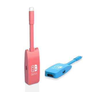 Gopala 三合一扩展坞 红色(PD100W、4K@60Hz、USB)