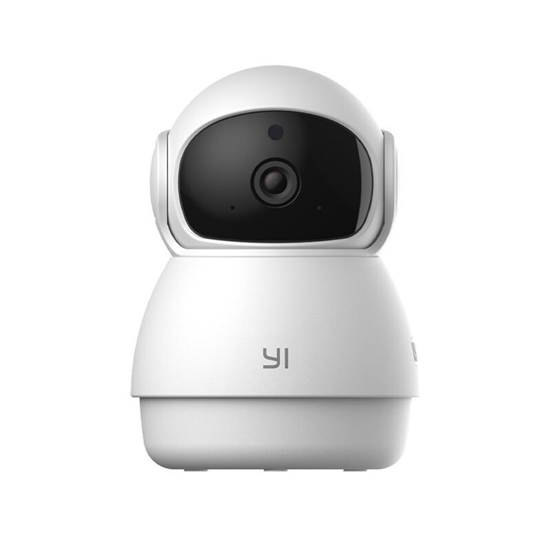 YI 小蚁 YRS.3019 云台升级款 智能摄像头 200W像素 白色