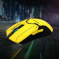RAZER 雷蛇 毒蝰 终级版 无线鼠标 Cyberpunk 2077限定(含底座)