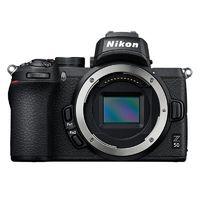 百亿补贴:Nikon 尼康 Z 50 APS-C画幅 微单相机 单机身
