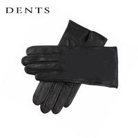 Dents 007邦德电影skyfall羊皮手套 黑色