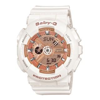 卡西欧(CASIO)手表 BABY-G系列 女表 石英表 BA-110-7A1