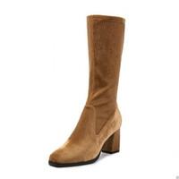 C.BANNER 千百度 A8581682C10 女款冬季时尚中筒靴