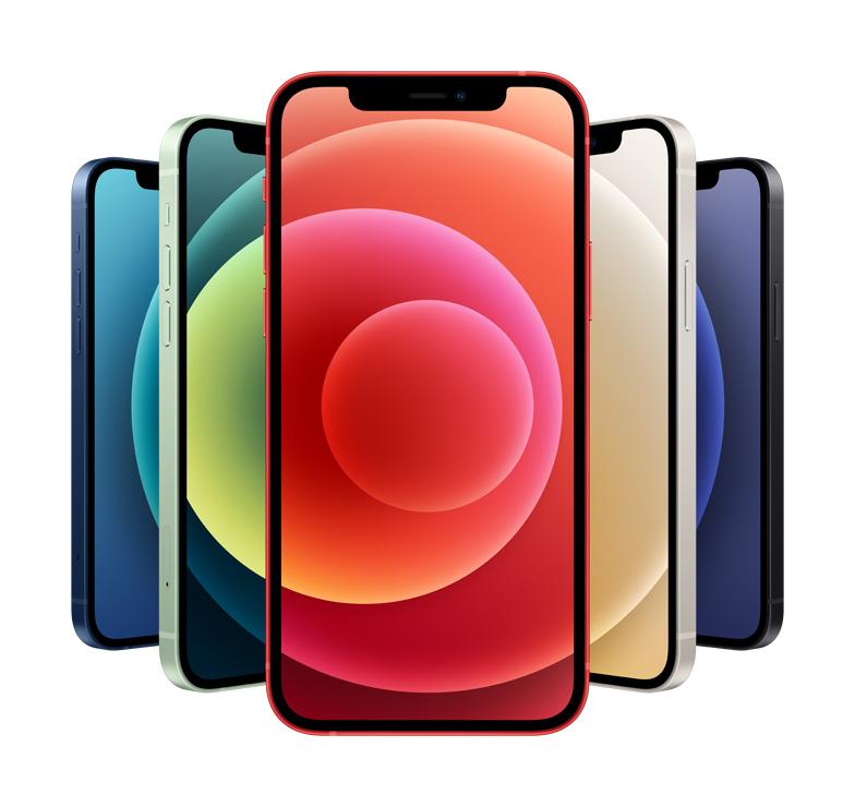 Apple 苹果 iPhone12 A2172(美版) 5G智能手机