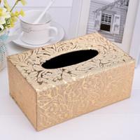 欧式纸巾盒家用创意纸抽盒客厅家居纸巾盒